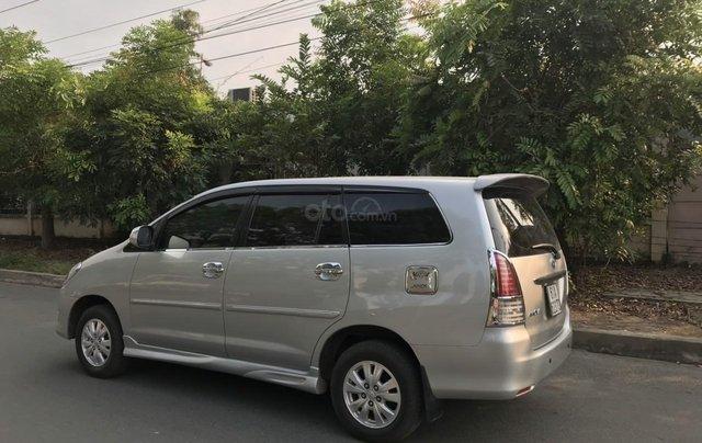 Bán ô tô Toyota Innova đăng ký 2010, màu bạc nhập khẩu nguyên chiếc giá chỉ 355 triệu đồng13