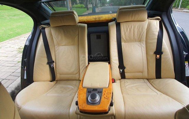 Thanh lý xe BMW 760Li Individual (phiên bản đặt mới theo yêu cầu riêng từ hãng BMW), động cơ V12, 6.0 đời 200910