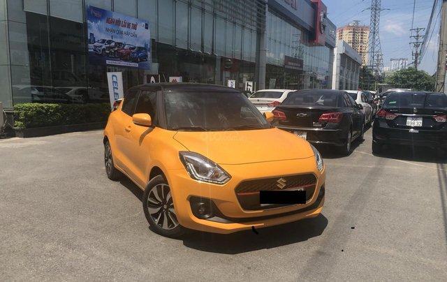 Bán xe Suzuki Swift đời 2020 nhập khẩu nguyên chiếc rính quà khủng1