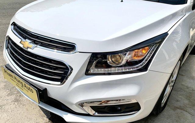 Bán xe Chevrolet Cruze LTZ ĐK 2018, mới 98%11