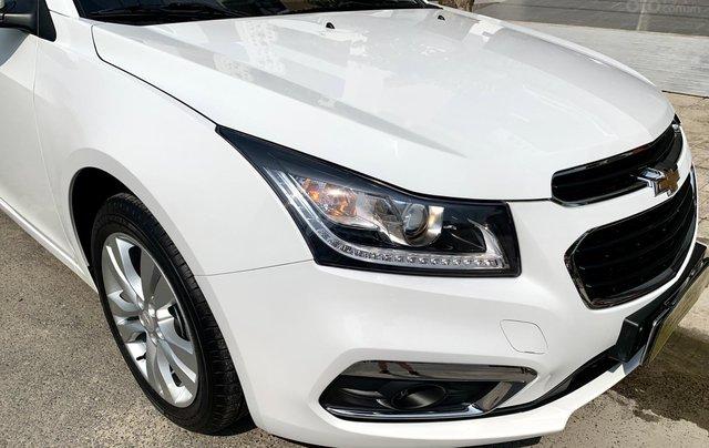 Bán xe Chevrolet Cruze LTZ ĐK 2018, mới 98%12