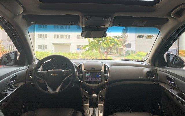 Bán xe Chevrolet Cruze LTZ ĐK 2018, mới 98%13