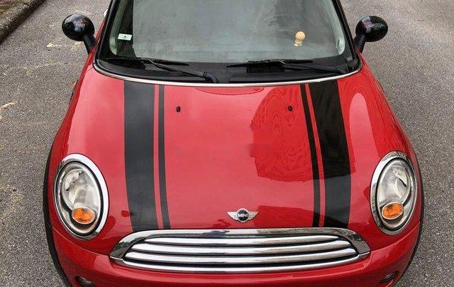 Cần bán xe Mini Cooper đời 2008, hai màu, xe nhập còn mới5