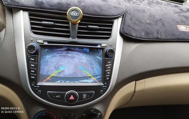 Bán Hyundai Accent đăng ký 2011, màu đen, xe gia đình, giá chỉ 350 triệu đồng, LH: 09797578899