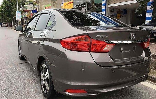 Cần bán Honda City đời 2016, màu xám, giá tốt1