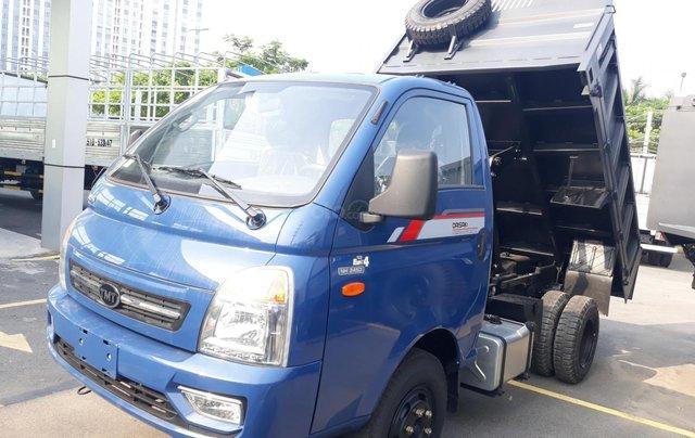 Bán xe ben Daisaki 2T4 máy Isuzu thùng 2 khối1