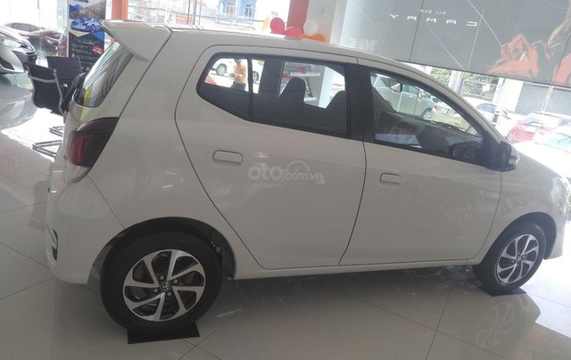 Toyota Wigo 1.2G số sàn 335tr, số tự động 385tr, bán trả góp lãi 0%, trả 100tr nhận ngay xe2