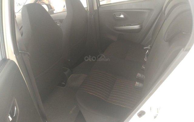 Toyota Wigo 1.2G số sàn 335tr, số tự động 385tr, bán trả góp lãi 0%, trả 100tr nhận ngay xe3