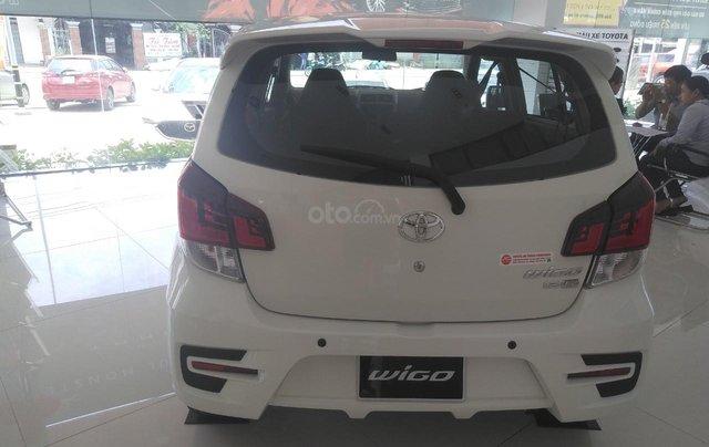 Toyota Wigo 1.2G số sàn 335tr, số tự động 385tr, bán trả góp lãi 0%, trả 100tr nhận ngay xe4