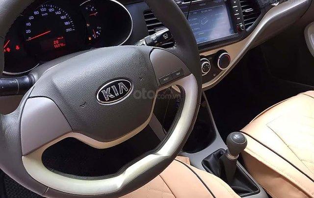Cần bán xe Kia Morning 1.25 MT sản xuất năm 2016, màu bạc, giá tốt3