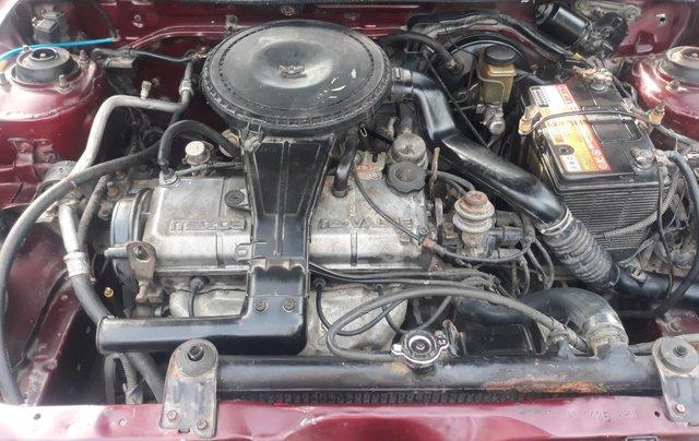 Bán Mazda nhập khẩu nhật nguyên con, xe tuyệt đẹp ko taxi3