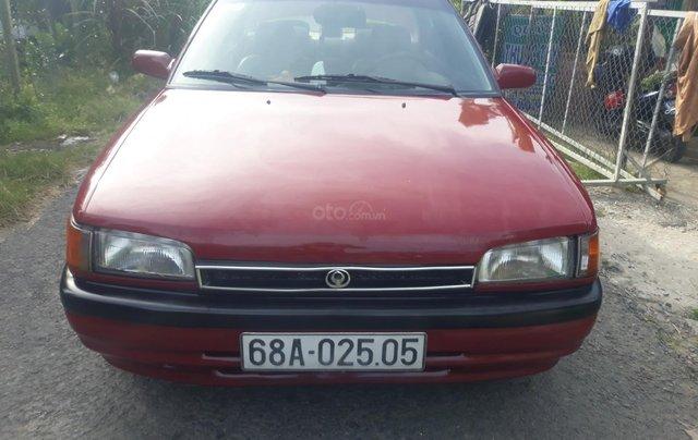 Bán Mazda nhập khẩu nhật nguyên con, xe tuyệt đẹp ko taxi0