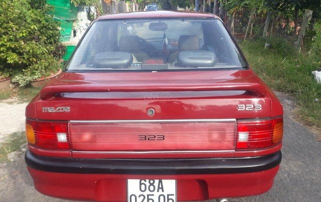 Bán Mazda nhập khẩu nhật nguyên con, xe tuyệt đẹp ko taxi7