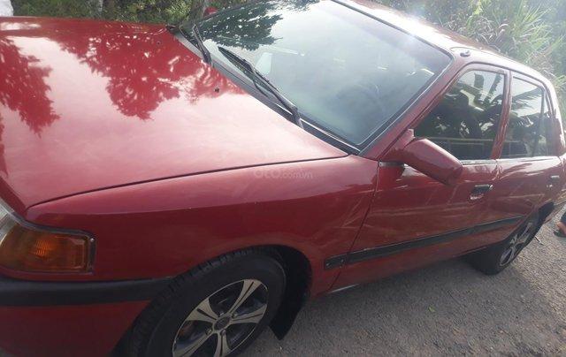 Bán Mazda nhập khẩu nhật nguyên con, xe tuyệt đẹp ko taxi11