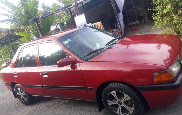 Bán Mazda nhập khẩu nhật nguyên con, xe tuyệt đẹp ko taxi13