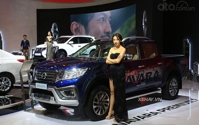 Bán Nissan Navara giá gốc xe nhập Thái giá siêu tốt 6