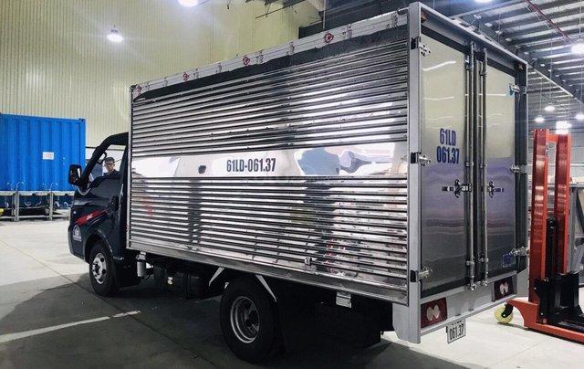 Bán xe tải JAC 1.25 tấn trả góp giá rẻ1