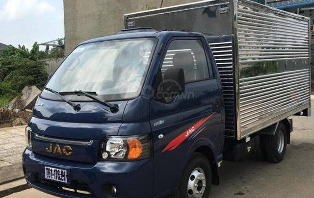 Bán xe tải JAC 1.25 tấn trả góp giá rẻ2