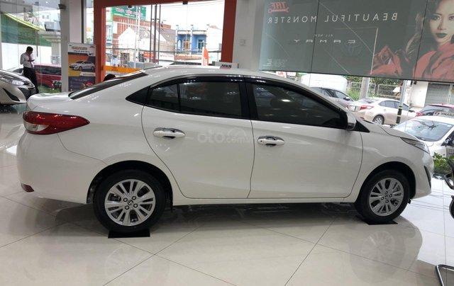 Toyota Vios 1.5E MT, 1.5E CVT, 1.5G CVT - hỗ trợ vay 90% - trả 120tr nhận ngay xe2