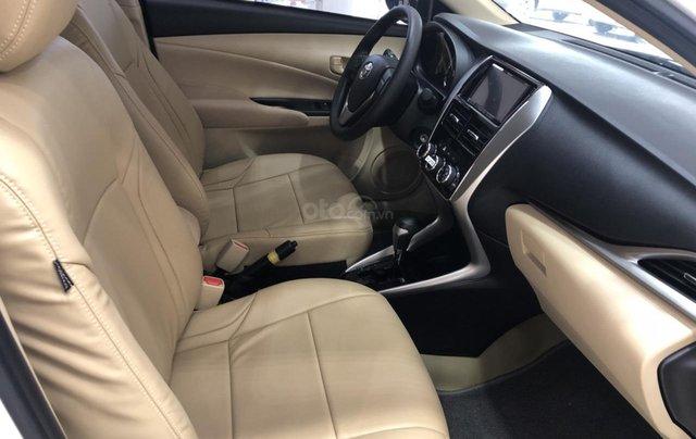 Toyota Vios 1.5E MT, 1.5E CVT, 1.5G CVT - hỗ trợ vay 90% - trả 120tr nhận ngay xe3
