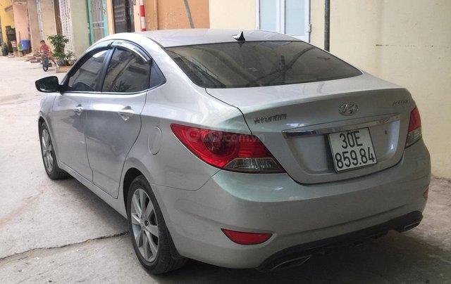 Bán ô tô Hyundai Accent 2011, chính chủ, 360tr1