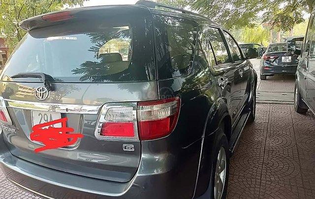 Cần bán lại Toyota Fortuner sản xuất 2009, giá chỉ 550 triệu1