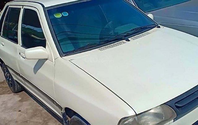 Bán xe Kia CD5 sản xuất 2001, màu trắng, giá tốt0