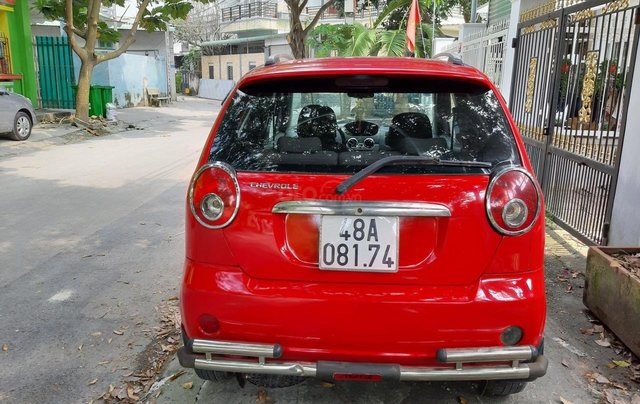 Cần bán xe Chevrolet Spark đăng ký lần đầu 2011, màu đỏ nhập khẩu giá 139 triệu đồng1