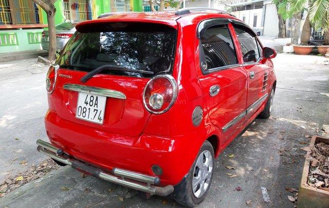 Cần bán xe Chevrolet Spark đăng ký lần đầu 2011, màu đỏ nhập khẩu giá 139 triệu đồng0