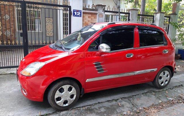 Cần bán xe Chevrolet Spark đăng ký lần đầu 2011, màu đỏ nhập khẩu giá 139 triệu đồng2