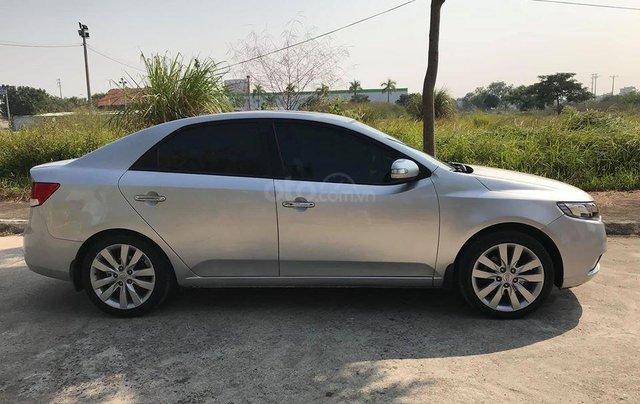 Bán Kia Cerato 1.6 tự động màu bạc sản xuất 2010 biển Hà Nội - liên hệ: 09768889786