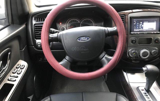Cần bán Ford Escape AT model 2010, 2 cầu màu xám6