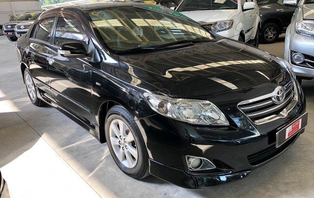 Corolla Altis G - Sản xuất 2009 - Hỗ trợ giá giảm sốc1