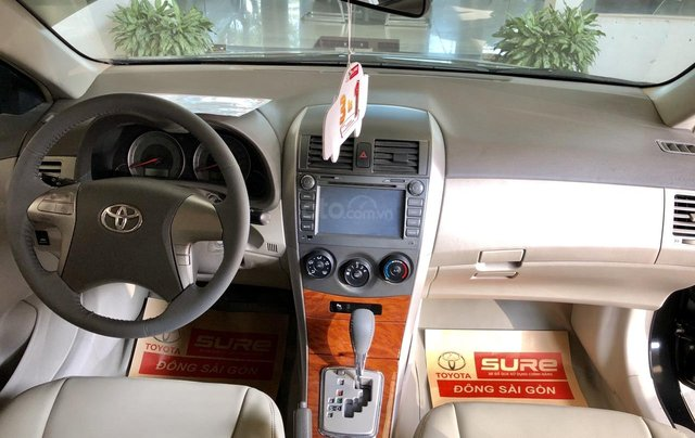 Corolla Altis G - Sản xuất 2009 - Hỗ trợ giá giảm sốc4