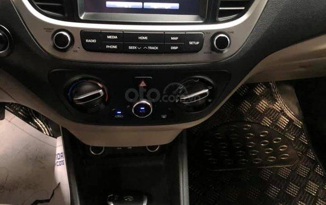 Bán Hyundai Accent bản đủ đời 2018, số sàn màu đỏ, giá chỉ 476 triệu8