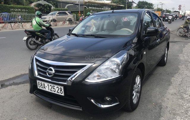 Cần bán Nissan Sunny 1.5MT sản xuất năm 2019, màu đen6