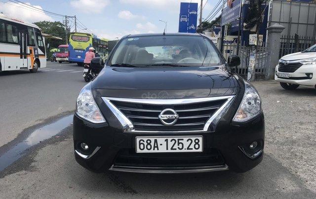 Cần bán Nissan Sunny 1.5MT sản xuất năm 2019, màu đen7