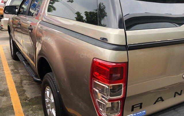 Cần bán lại xe Ford Ranger đăng ký 2014, màu ghi vàng còn mới giá tốt 479 triệu đồng6