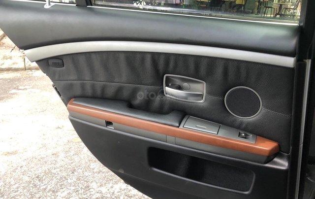 Cần bán xe BMW 7 Series 730D máy dầu 2 cầu đời 2004, màu bạc, nhập khẩu nguyên chiếc, liên hệ 09767809996