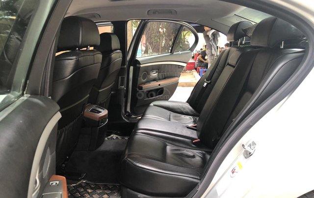 Cần bán xe BMW 7 Series 730D máy dầu 2 cầu đời 2004, màu bạc, nhập khẩu nguyên chiếc, liên hệ 09767809995