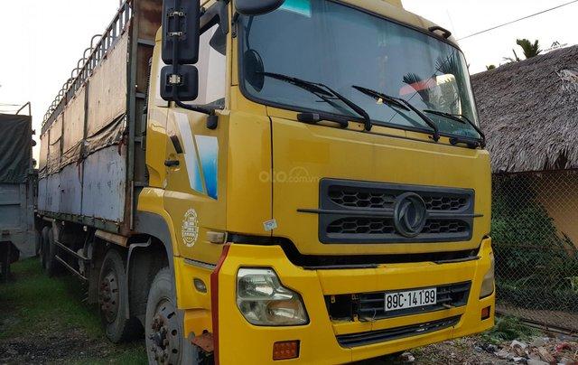 Bán đấu giá xe tải mui Việt Trung0