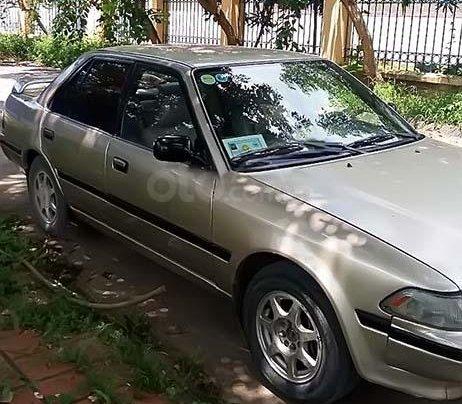 Cần bán gấp Toyota Corona GL 1.6 sản xuất năm 1990, màu kem (be), nhập khẩu, giá chỉ 40 triệu1