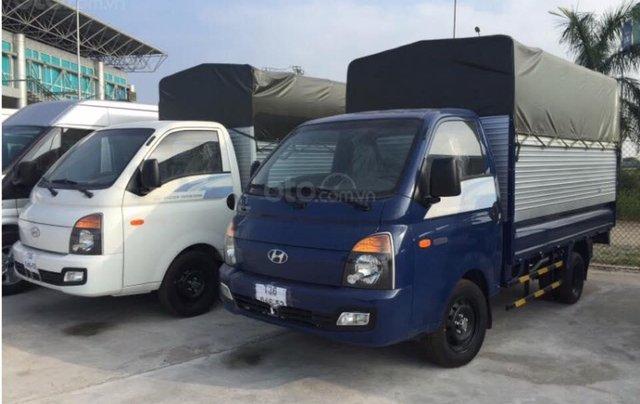 Bán xe tải Hyundai Porter H150 1.5 tấn chỉ với 100tr nhận xe về ngay2