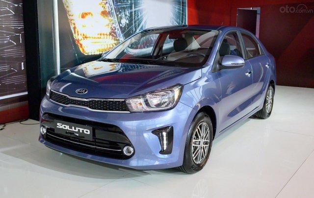 Soluto MT Deluxe xe sẵn giao ngay, trả góp 80%, trả trước 152tr, lãi suất vay chỉ từ 7.9%/năm4