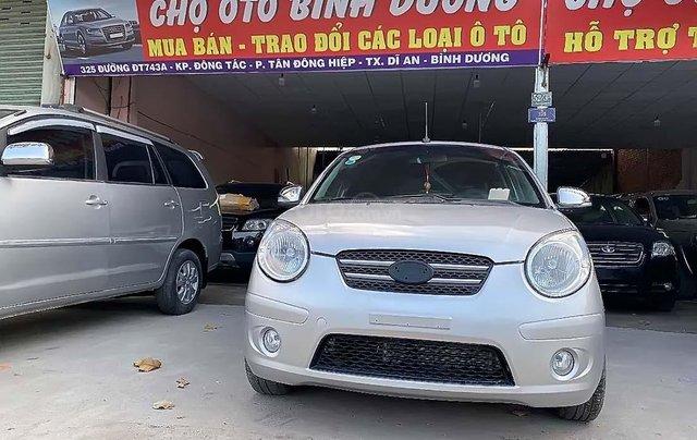 Cần bán lại xe Kia Morning đời 2011, màu bạc, giá chỉ 162 triệu0