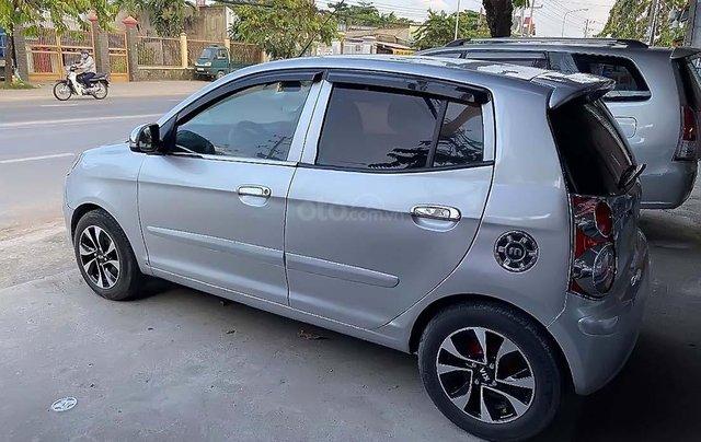 Cần bán lại xe Kia Morning đời 2011, màu bạc, giá chỉ 162 triệu1