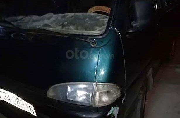 Bán xe cũ Daihatsu Citivan 1.6 MT 2003, màu xanh lam0