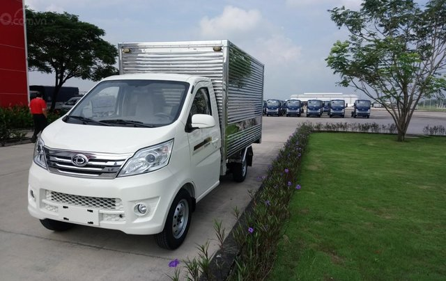 Đại lý bán xe Daehan Teraco 950kg máy Mitsubishi giá rẻ tại Hải Phòng2