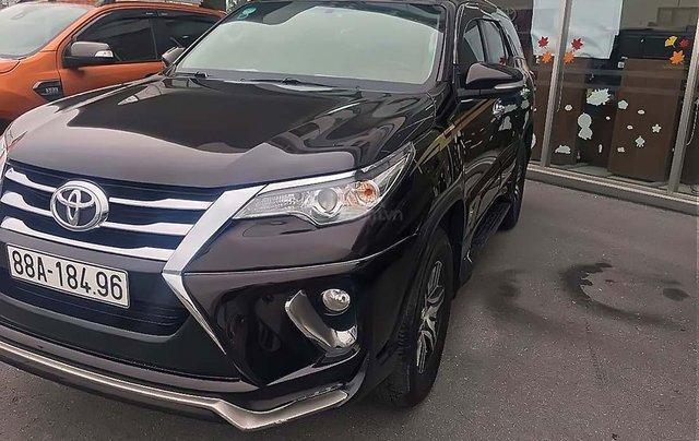 Cần bán xe Toyota Fortuner sản xuất 2017, màu nâu, nhập khẩu nguyên chiếc, giá tốt1