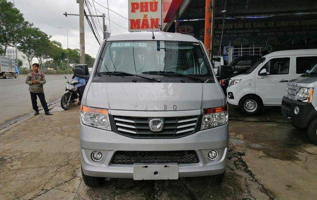 Bán xe van Kenbo 5 chỗ 650kg, đi vào thành phố giờ cấm tải0